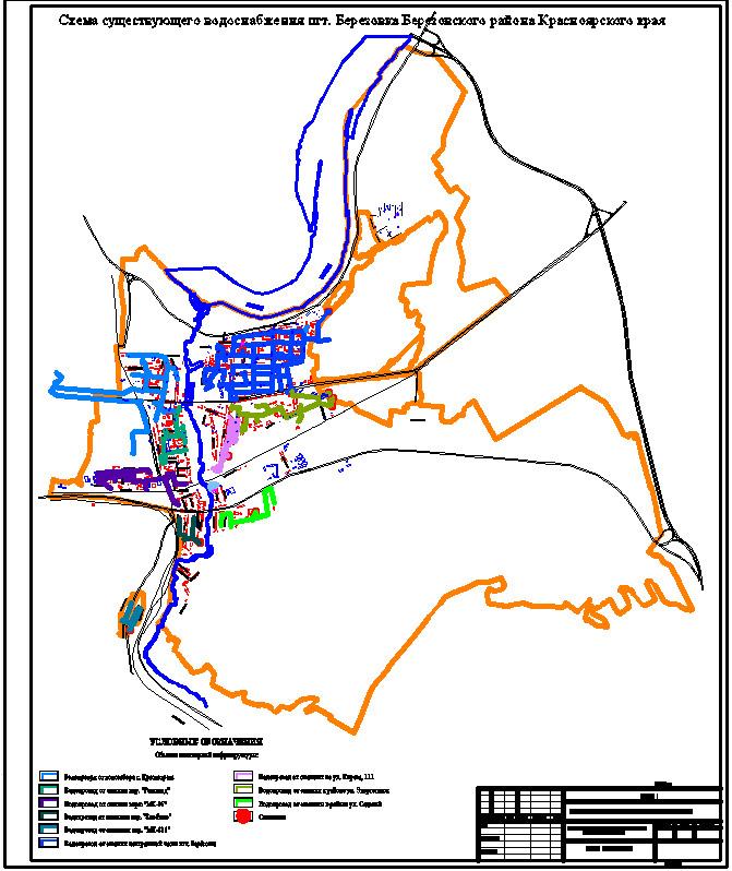 Схема водоснабжения муниципального образования фото 744